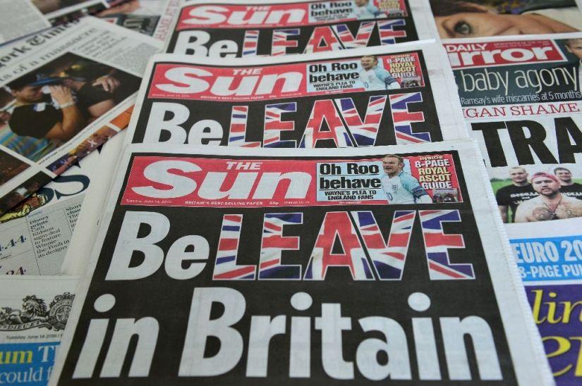 イギリス、EU離脱 Bye, Brits!!